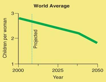 Global Fertility Decline
